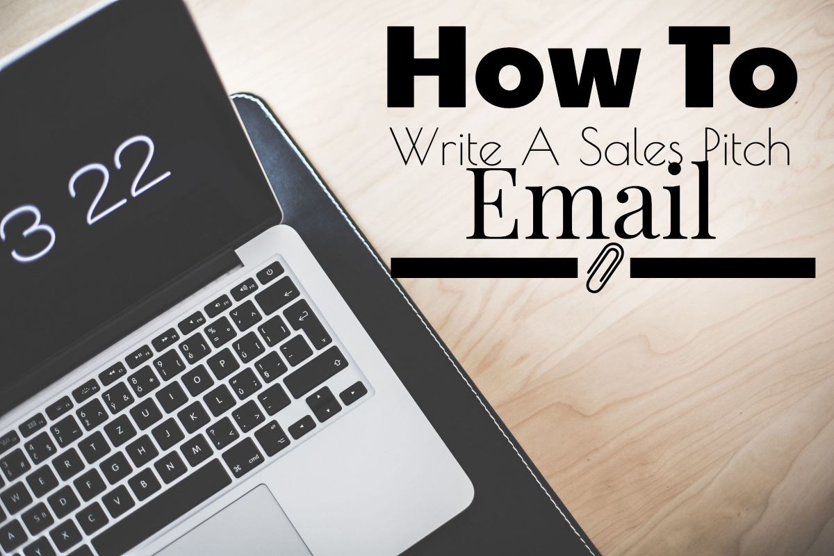 how to write a sales pitch In the latest for the blog, sonja talks through how to write sales and  instead of a  sales pitch, the message is conversational — friendly, even.